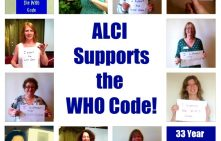 ALCI Celebrates 33rd Anniversary of the WHO Code