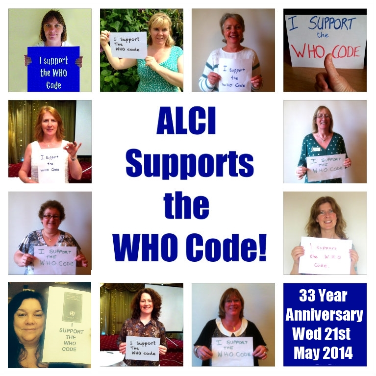 ALCI Celebrates 33rd Anniversary of the WHO Code